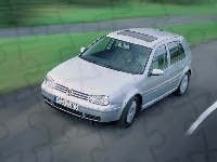 Golf 4, Srebrny metalik