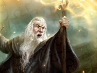 Gra, Gandalf, Guardians of Middle-Earth