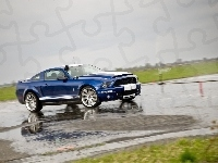 GT500, Ford Mustang, Test