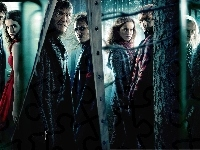 Potter, Harry, Bohaterowie