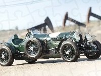 Hawkeye 3, Bentley, Rok 1924