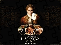 Heath Ledger, Casanova, maska