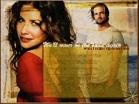 Josh Holloway, Filmy Lost, Evangeline Lilly, notatka
