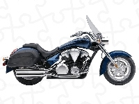 Honda VTX 1300 CT Interstate