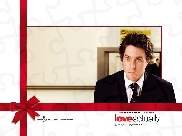 Hugh Grant, Love Actually, garnitur