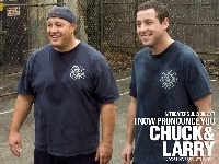 Adam Sandler, I Now Pronounce You Chuck And Larry, Kevin James