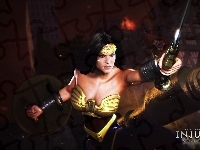 Injustice God Among Us, Wonder Woman