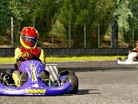 Tor, Karting, Gokarty