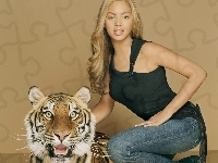 Beyonce Knowles, Tygrys