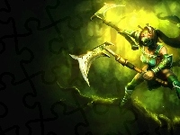 League Of Legends, Akali