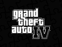 logo, Gta 4, grafika