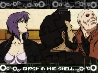 ludzie, Ghost In The Shell, napisy