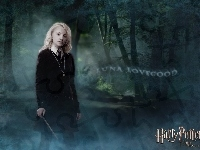 Luna Lovegood, Harry Potter, Las
