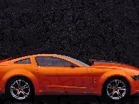 Ford Mustang, Prototyp