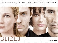 Natalie Portman, Julia Roberts, Closer, Jude Law, Clive Owen