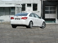 Pakiet, Chevrolet Cruze, Irmscher