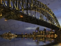 Sydney, Australia, Most Sydney Harbour Bridge