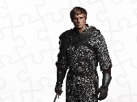 The Adventures of Merlin, Serial, Przygody Merlina, Artur - Bradley James