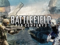 PS3, Gra, Battlefield Bad Company 2