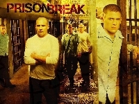 Dominic Purcell, Prison Break, Wentworth Miller, więzienie