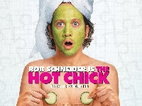 Rob Schneider, Hot Chick, napis