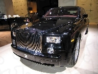 Rolls-Royce Phantom, Dealer, Maska