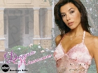 różowa, Desperate Housewives, Eva Longoria, sukienka