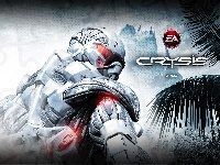 Crysis, Screen, Wojownik