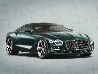 Speed 6, Bentley, EXP 10, Concept