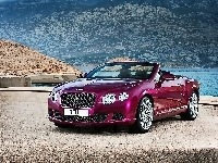 Speed, Continental, 2013, Bentley, GT, Convertible