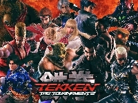 Tekken Tag Tournament 2, Postacie