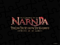npis, The Chronicles Of Narnia, czarne tło