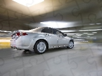 Acura TSX, Ruch