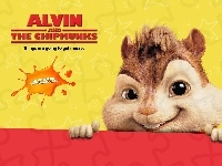 Alvin and the Chipmunks, Alvin i wiewiórki, Wiewiórka