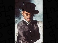 Will Smith, Wild Wild West, kapelusz