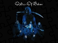 zespół, Children Of Bodom, kosa