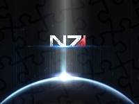 Ziemia, Mass Effect, N7