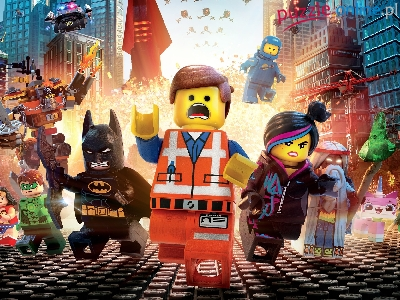 The Lego Movie, Lego przygoda, Postacie