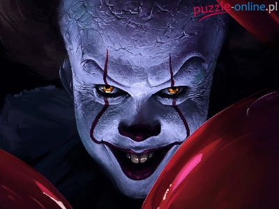 It, Film, To, Klaun Pennywise