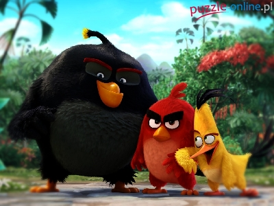 The Angry Birds Movie, Angry Birds, Film