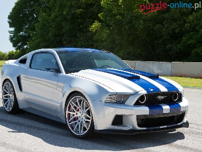 Ford Mustang GT, Film, Need for Speed, Shelby