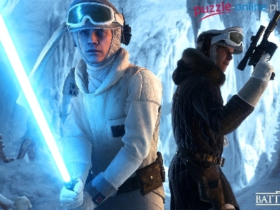 Luke Skywalker, Star Wars: Battlefront, Postacie, Han Solo